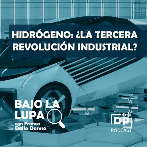 Hidrógeno: ¿La tercera revolución industrial?
