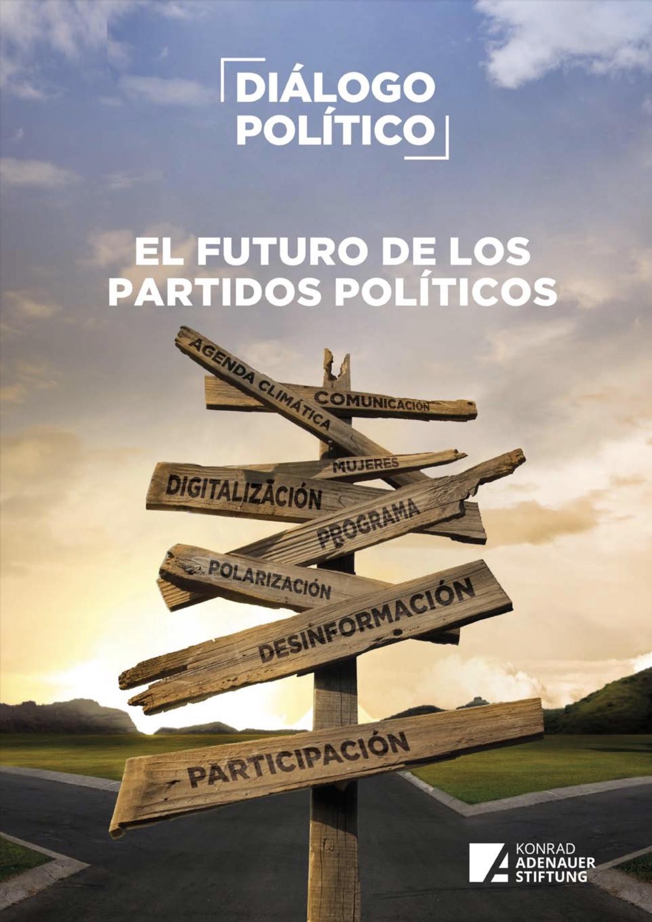 Imagen portada nueva revista impresa: El futuro de los partidos políticos
